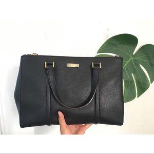 Kate Spade Shoulder Hand Black Bag